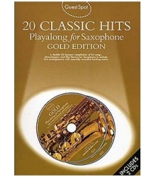 20 CLASSIC HITS FOR SAXOPHONE