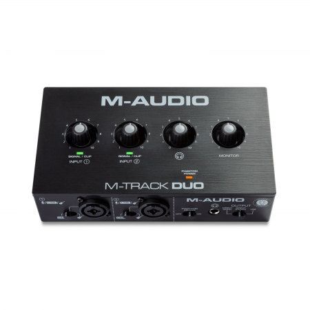 M-AUDIO - M-Track Duo